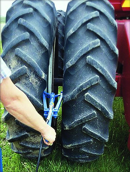 Image for DUAL AGRICULTURAL 300 TIRE BEAD BREAKER