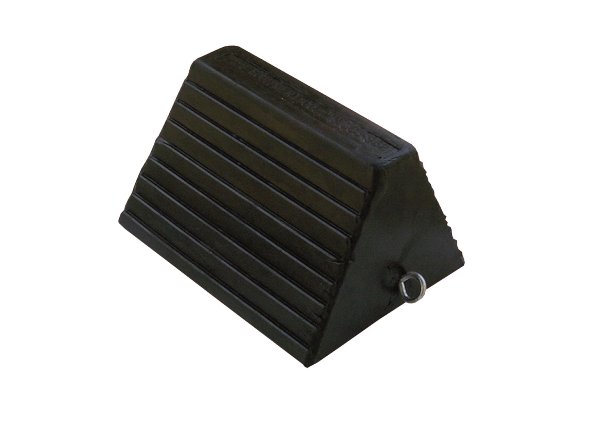 Gallery Picture 1 for RUBBER WHEEL CHOCK