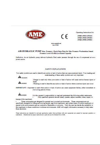 15900 INSTRUCTION MANUAL PDF