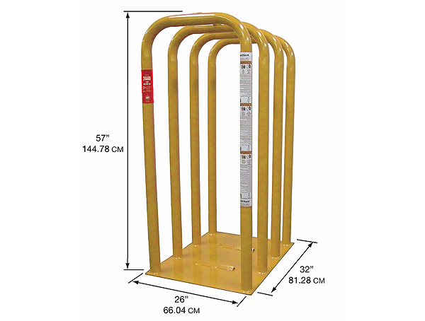 Image for INFLATION CAGE – 4 BAR