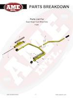 Model #71320 - Parts Breakdown PDF