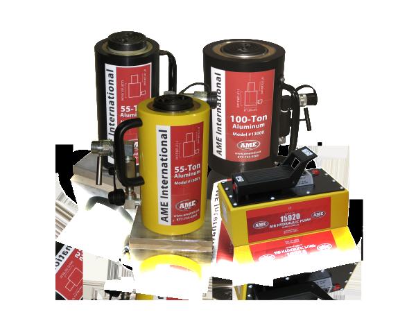 Pumps & Lifting Cylinders