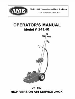 14140 INSTRUCTION MANUAL PDF