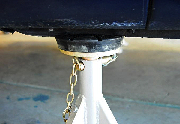 Image for 6 TON FLAT TOP JACK STANDS (PAIR)