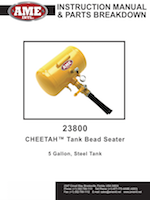 23800 - Instructions & Parts Breakdown PDF