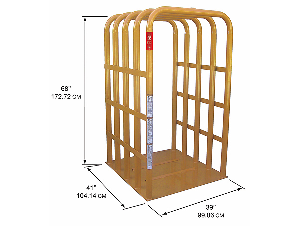 Image for INFLATION CAGE – 5 BAR EARTHMOVER