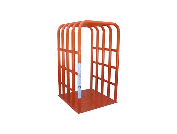 Gallery Picture 1 for INFLATION CAGE – 5 BAR EARTHMOVER
