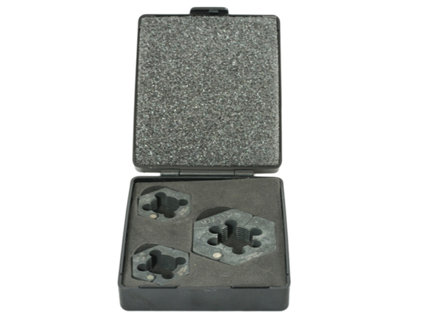 Gallery Picture 1 for HEAVY DUTY SAVE-A-STUD RETHREAD KIT, 3 PIECE