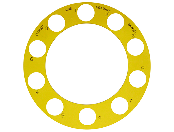 Gallery Picture 1 for TORQUE SEQUENCE RIM PROTECTOR