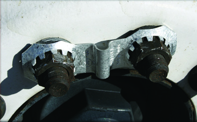 "Image for ROLLOCK , 3 1/2"" SPACING"