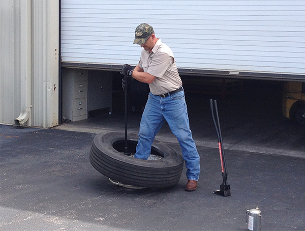 Image for EASY BUDDY TIRE CHANGING SYSTEM