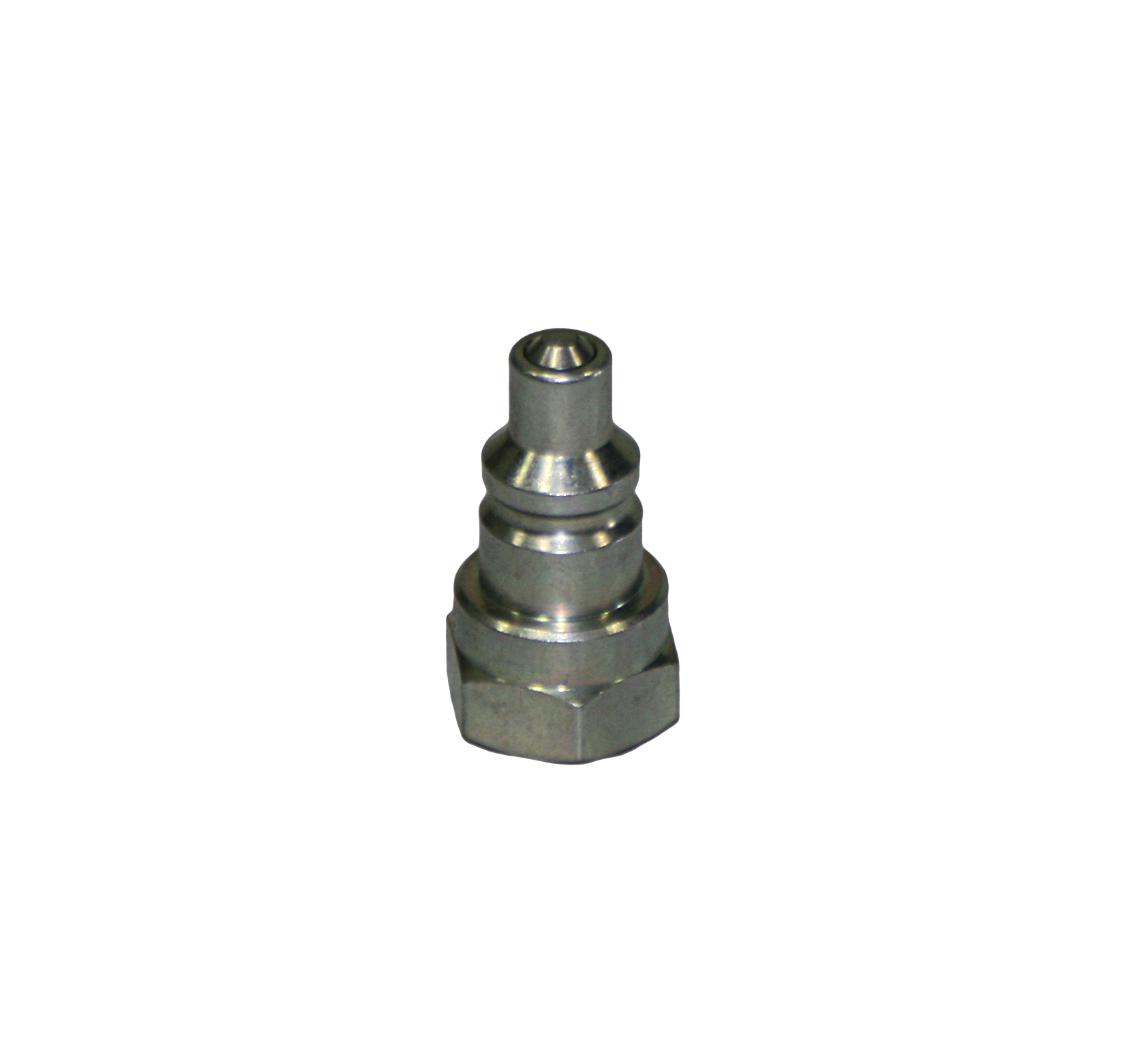 Gallery Picture 1 for QUICK CONNECT HYDRAULIC COUPLER