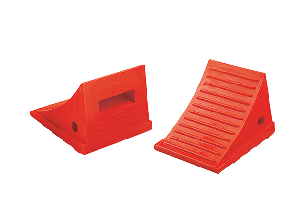 Gallery Picture 1 for URETHANE WHEEL CHOCK