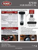37330 Hub Buddy XL Flyer - Spanish PDF