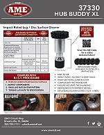 37330 Hub Buddy XL Flyer PDF