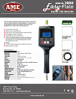 24868 Easy-Flate Digital Tire Inflator Flyer PDF