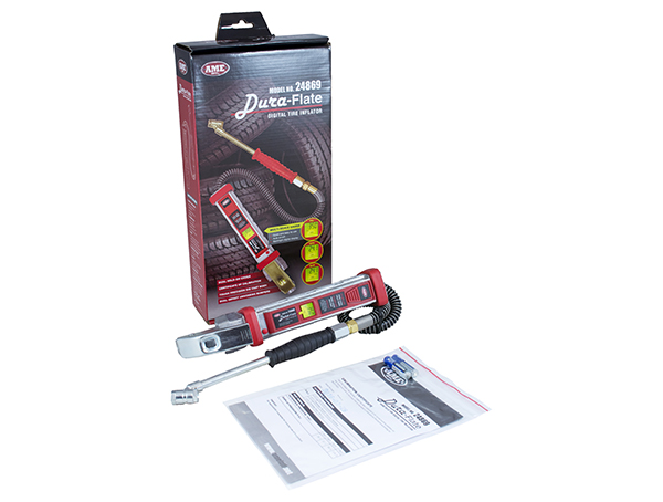 Image for DURA-FLATE DIGITAL TIRE INFLATOR