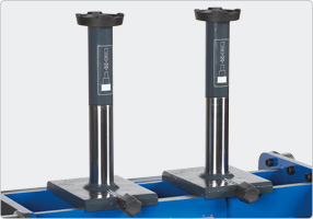Image for AC HYDRAULIC EXTENSION FOR HEAVY DUTY JACKING BEAMS/PIT JACKS, 7.87 IN