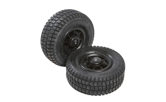 Gallery Picture 1 for AC HYDRAULIC HIGH QUALITY PNEUMATIC TIRES