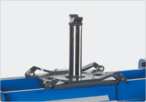 Image for AC HYDRAULIC V-SADDLE FOR HEAVY DUTY JACKING BEAMS/PIT JACKS