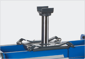 Image for AC HYDRAULIC U-SADDLE FOR HEAVY DUTY JACKING BEAMS/PIT JACKS