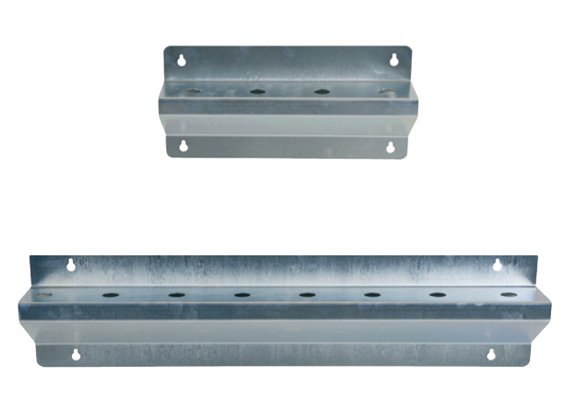 Gallery Picture 1 for AC HYDRAULIC WALL BRACKET FOR STORING EXTENSIONS AND SADDLES (4 PCS.)