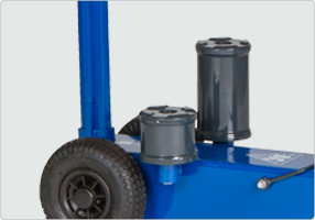 Image for AC HYDRAULIC AIR HYDRAULIC JACK, 65 TON