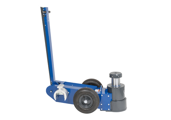 Gallery Picture 1 for AC HYDRAULIC HEAVY DUTY JACK, 100 TON