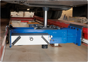 Image for AC HYDRAULIC HEAVY DUTY JACKING BEAM, 6 TON