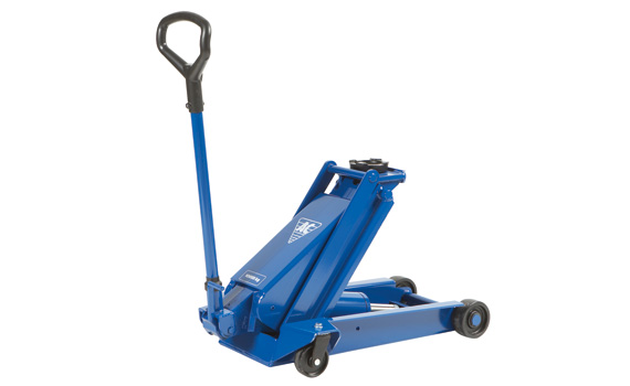 Gallery Picture 1 for AC HYDRAULIC GARAGE JACK, 13 TON