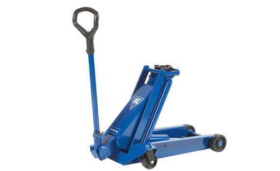 Gallery Picture 1 for AC HYDRAULIC GARAGE JACK, 4.4 TON