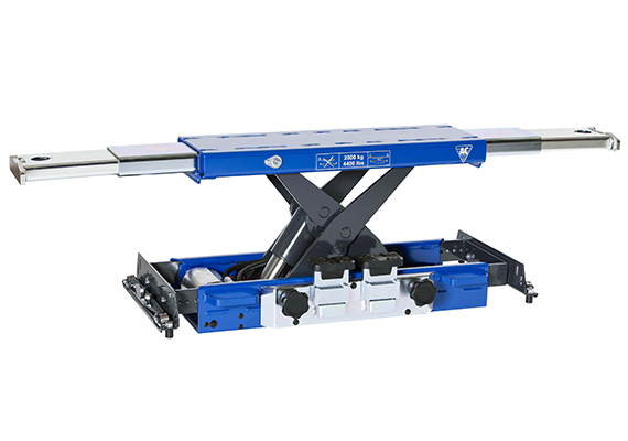 Image for AC HYDRAULIC AIR/HYDRAULIC JACKING BEAM, 2 TON
