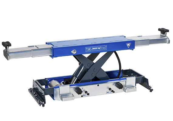 Image for AC HYDRAULIC AUTO AIR/HYDRAULIC JACKING BEAM, 2.6 TON