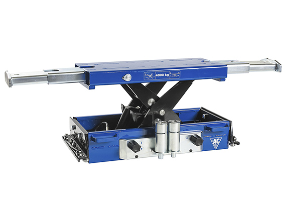 Gallery Picture 1 for AC HYDRAULIC AIR/HYDRAULIC JACKING BEAM, 4 TON
