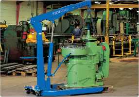 Image for AC HYDRAULIC HYDRAULIC WORKSHOP/INDUSTRY CRANE, 1.1 TON