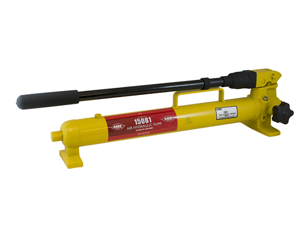 Gallery Picture 1 for HYDRAULIC STEEL HAND PUMP