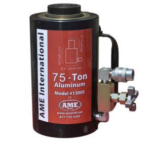 Aluminum Jack 75 Ton
