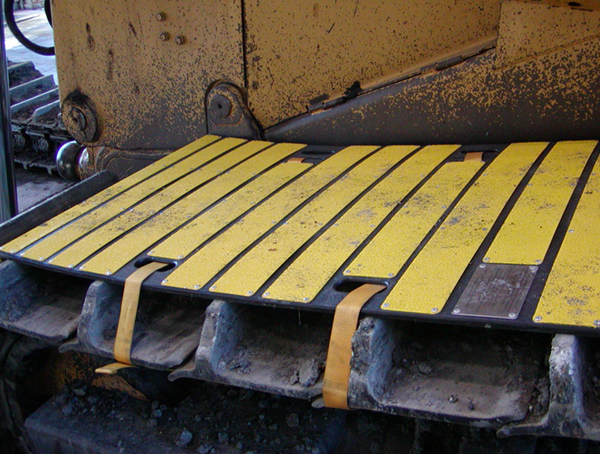 Image for DOZER MAINTENANCE 1 PIECE MATS