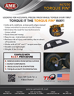 67250 TORQUE FIN PRODUCT FLYER PDF