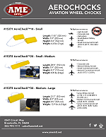 AEROCHOCK PRODUCT FLYER PDF