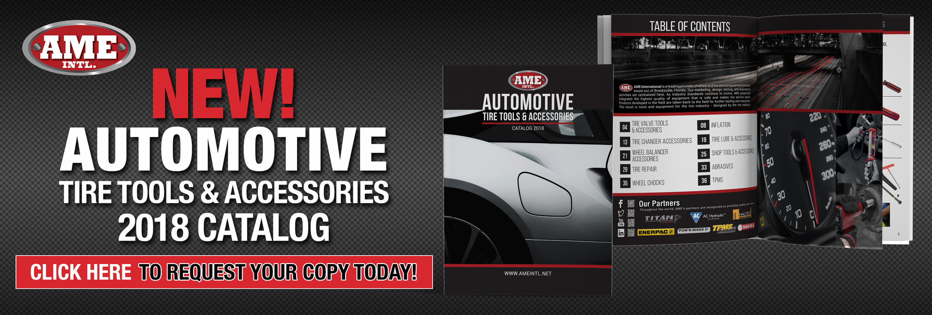 Click Here for your copy of the new 2018 Automotive Catalog!