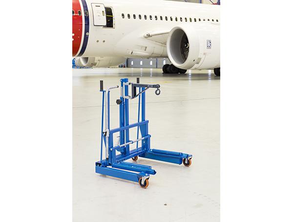 Image for AC HYDRAULIC HYDRAULIC WHEEL TROLLEY FOR AIRCRAFTS