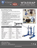 WTA500AP PRODUCT FLYER PDF