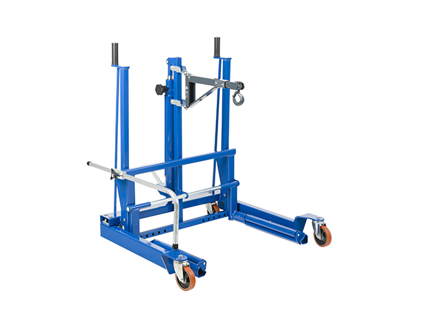 AC HYDRAULIC HYDRAULIC WHEEL TROLLEY FOR AIRCRAFTS