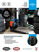Easy Stacker 800 Product Flyer PDF